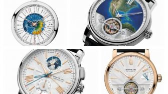 Une collection Blue Riband pour le SIHH 2016