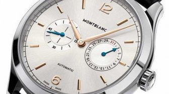 Heritage Chronométrie Collection Twincounter Date Trends and style