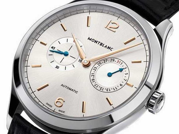 Montblanc - Heritage Chronométrie Collection Twincounter Date