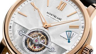 Montblanc 4810 ExoTourbillon Slim Trends and style