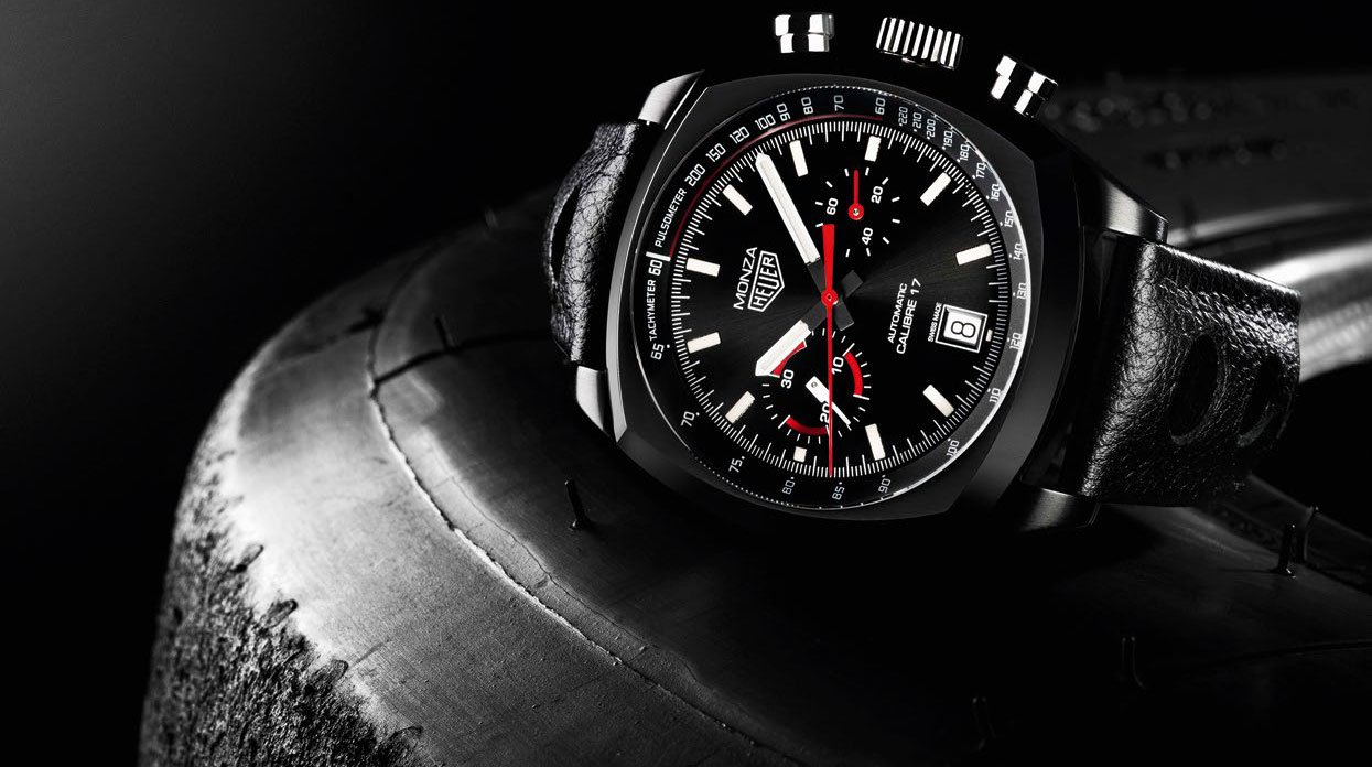 Watches & cars - Watchmaking in pole position