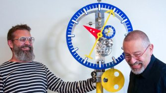 Family Time with the Lebru X Silberstein KB2 Clock Trends and style