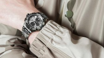 Aikon Quartz Chrono 44mm Camouflage Trends and style