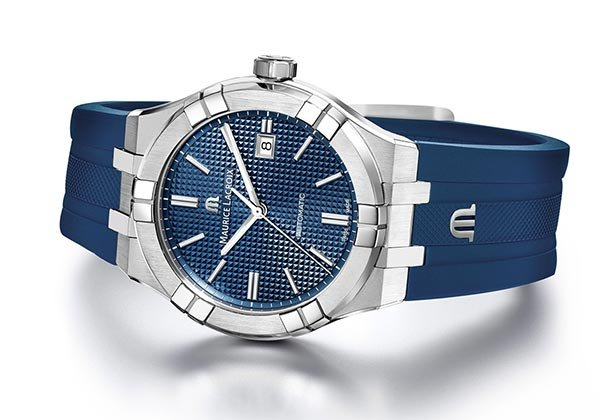 Maurice Lacroix Ups The Game With New Aikon Sprint and Automatic Watches