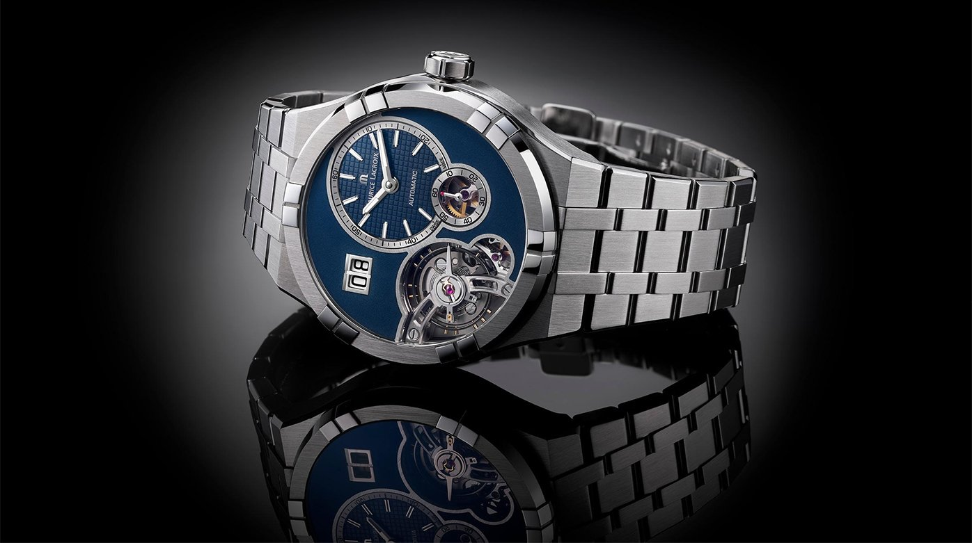 Maurice Lacroix - AIKON Master Grand Date