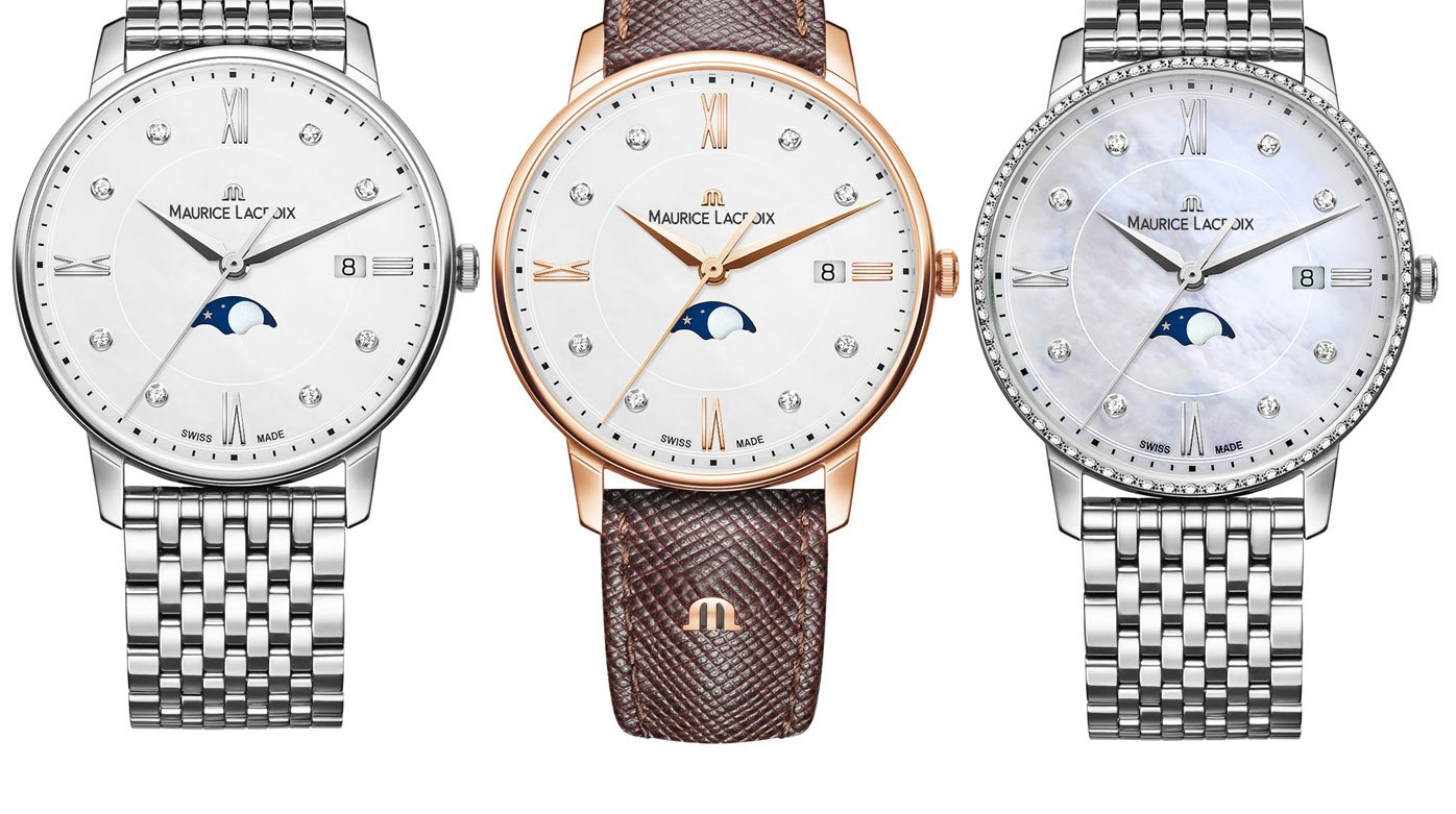 Maurice Lacroix - Eliros Lady 35 mm Moonphase
