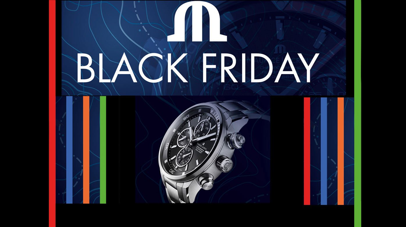Maurice Lacroix - Black Friday watches
