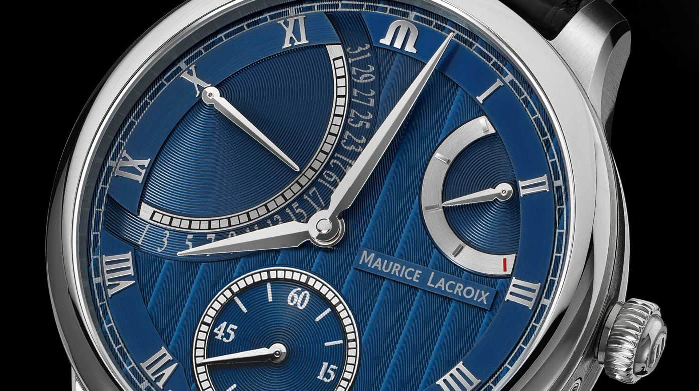 Maurice Lacroix - Masterpiece Calendrier Retrograde
