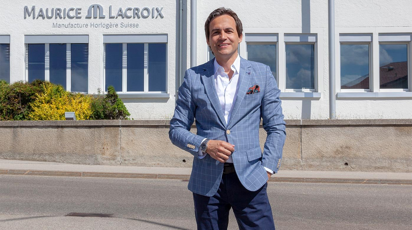 Maurice Lacroix - A roadmap for 2019