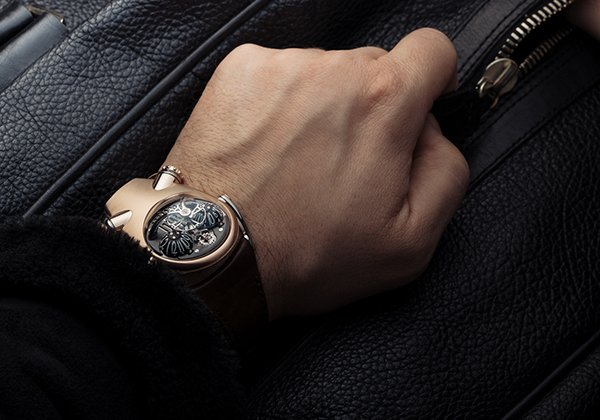 Ten Minutes With Maximilian Büsser: Discover the man behind MB&F