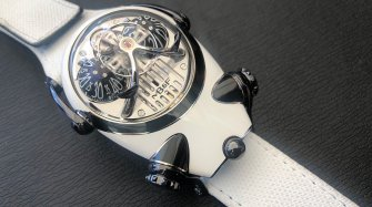 The Bulldog Transforms into a Panda for Only Watch 2021 Trends and style