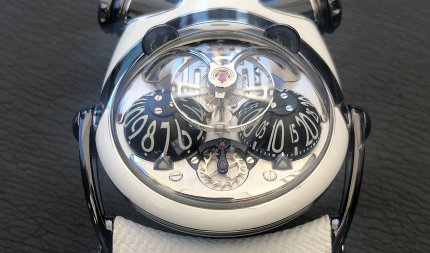 Hands On With The MB&F HM10 Panda For Only Watch 2021