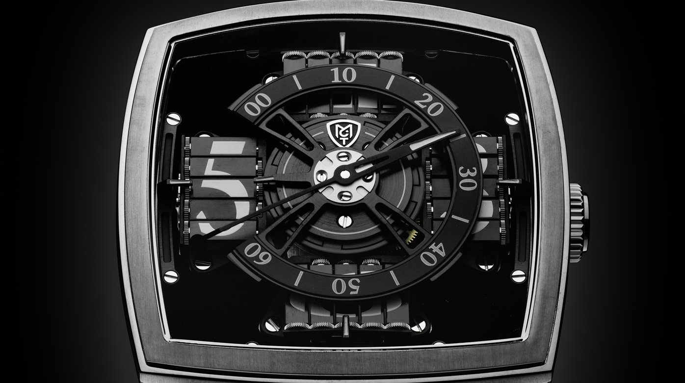 MCT - Sequential One S110 Evo Vantablack