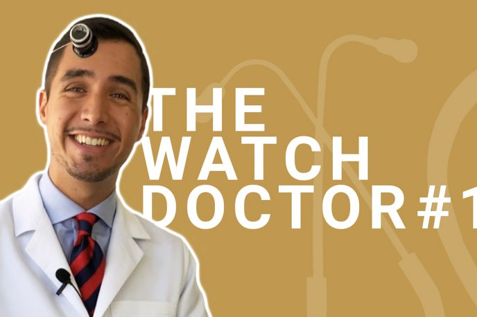 The Watch Doctor