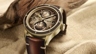 Montblanc 1858 Geosphere meets desert Trends and style