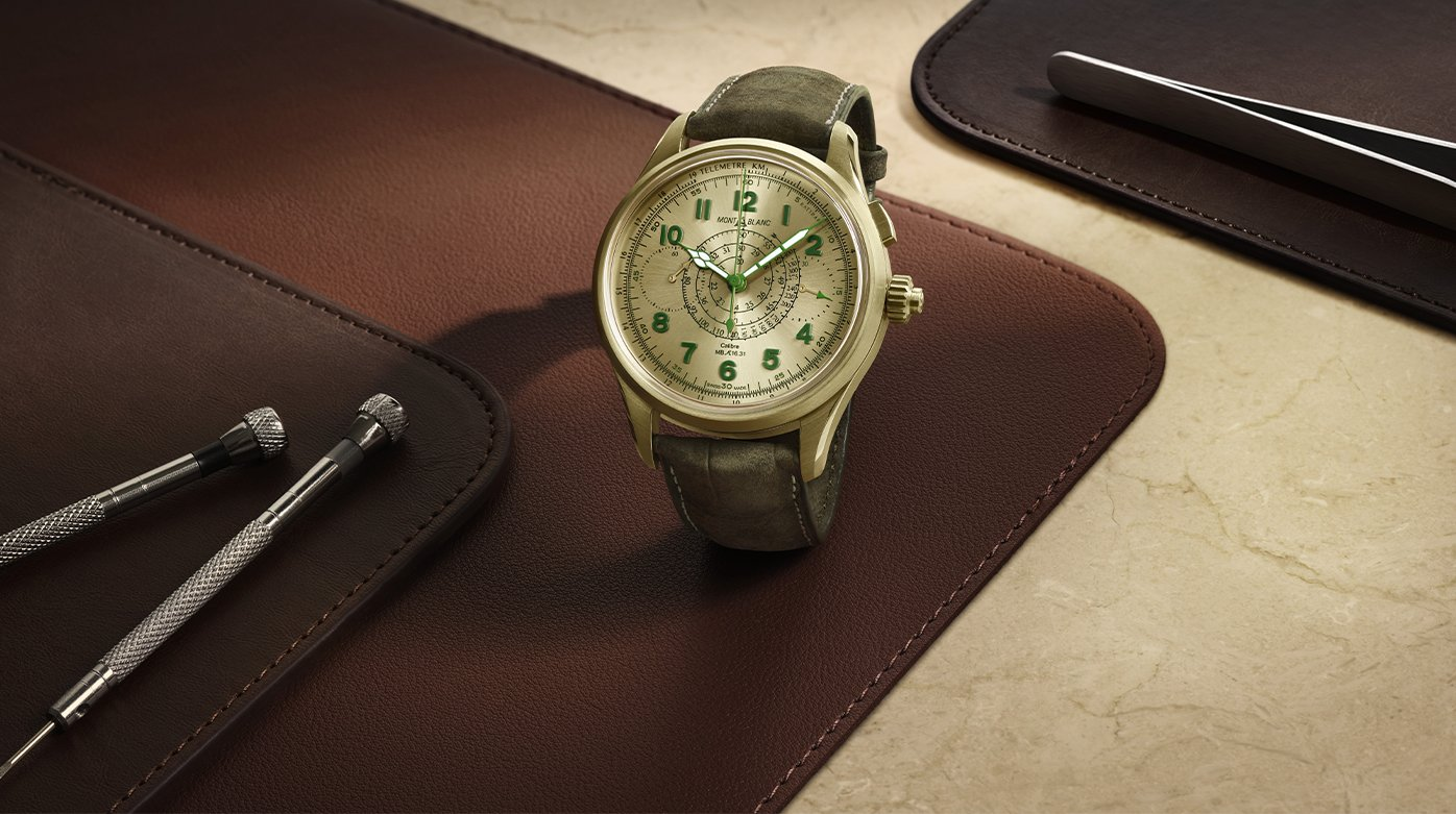 Montblanc - A new Gold is born