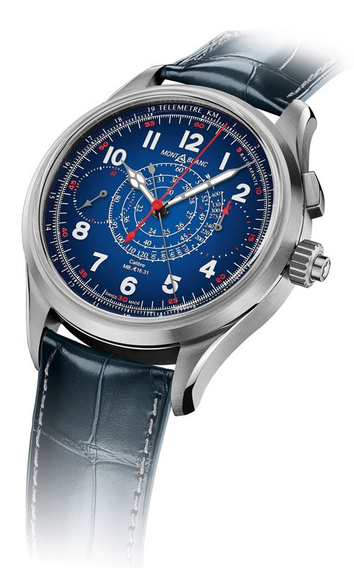1858 Chronographe Rattrapante Only Watch 2019