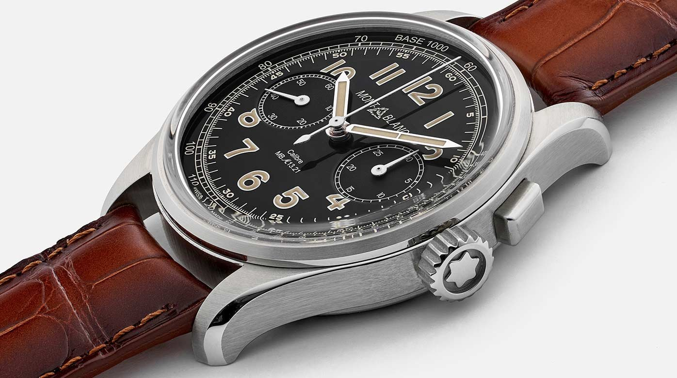 Montblanc - New 1858 Monopusher Limited Edition Watch