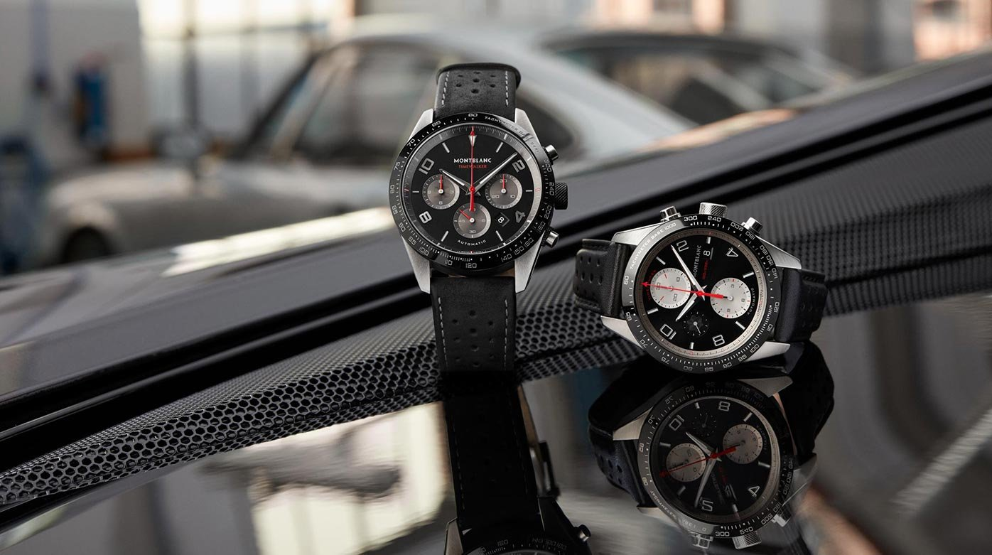 Montblanc - Official Timing Partner of the Goodwood Festival of Speed