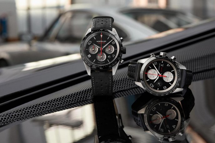 Official Timing Partner of the Goodwood Festival of Speed