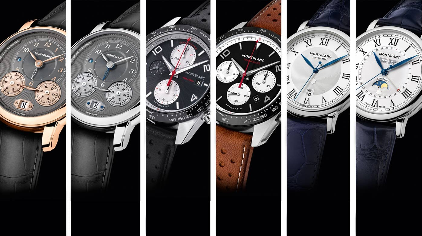 Montblanc - Anticipating the SIHH 2019