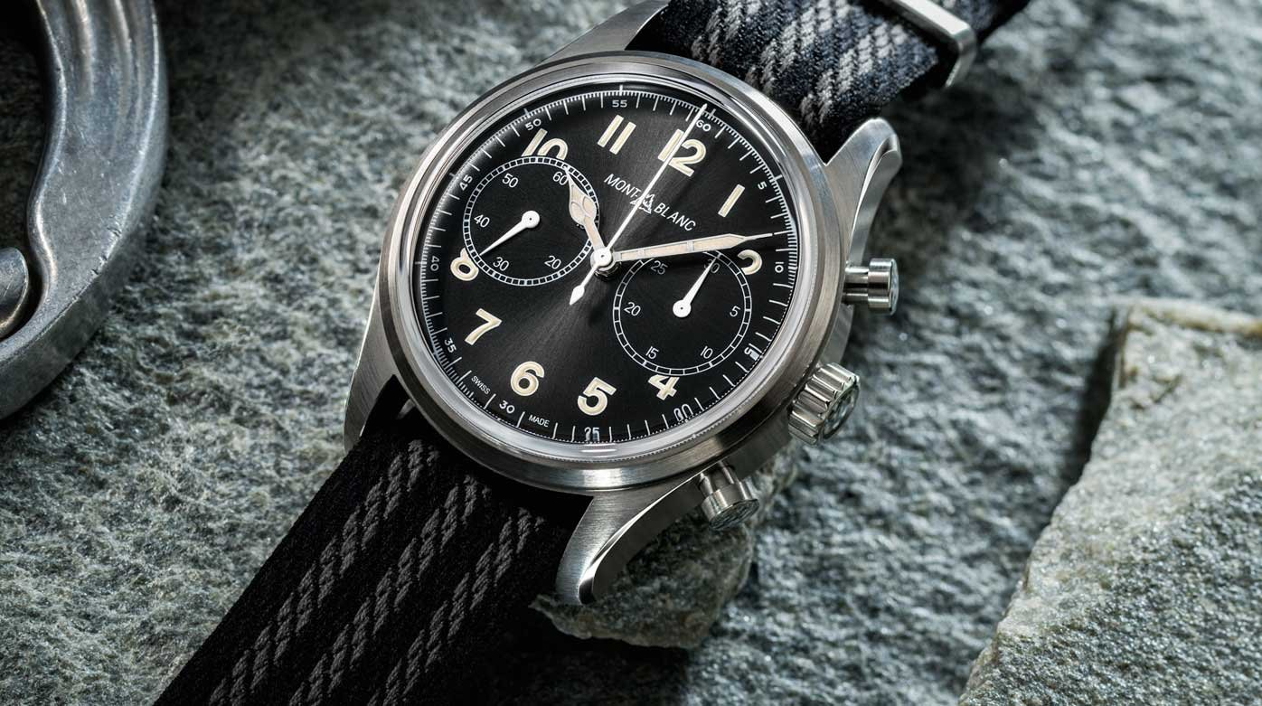 Montblanc - 1858 Automatic Chronograph