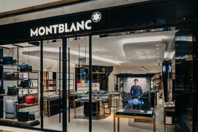 Montblanc's pulse and soul at Marina Bay Sands Singapore
