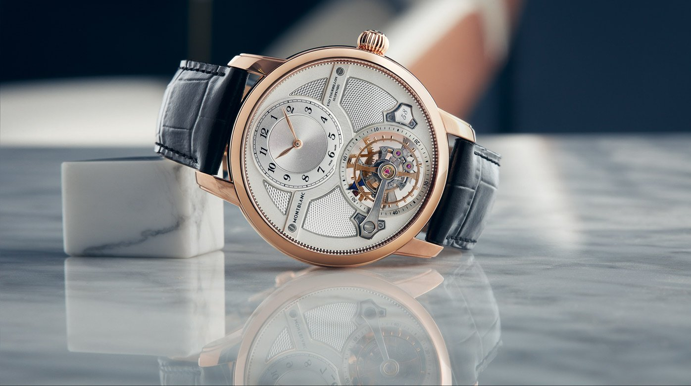 Montblanc - Star Legacy Suspended Exo Tourbillon Limited Edition 58