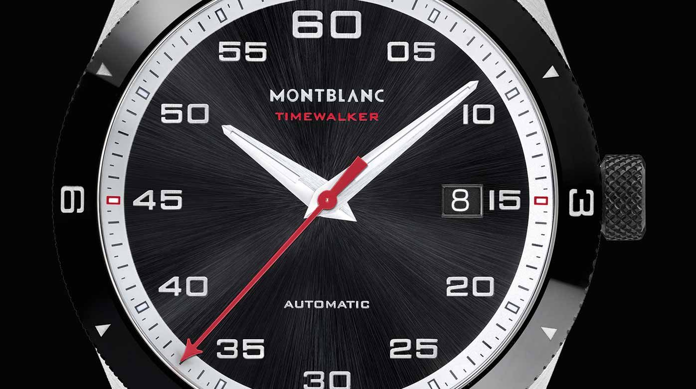 Montblanc - TimeWalker Automatic Date