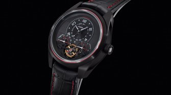 TimeWalker ExoTourbillon Minute Chronograph Limited Edition