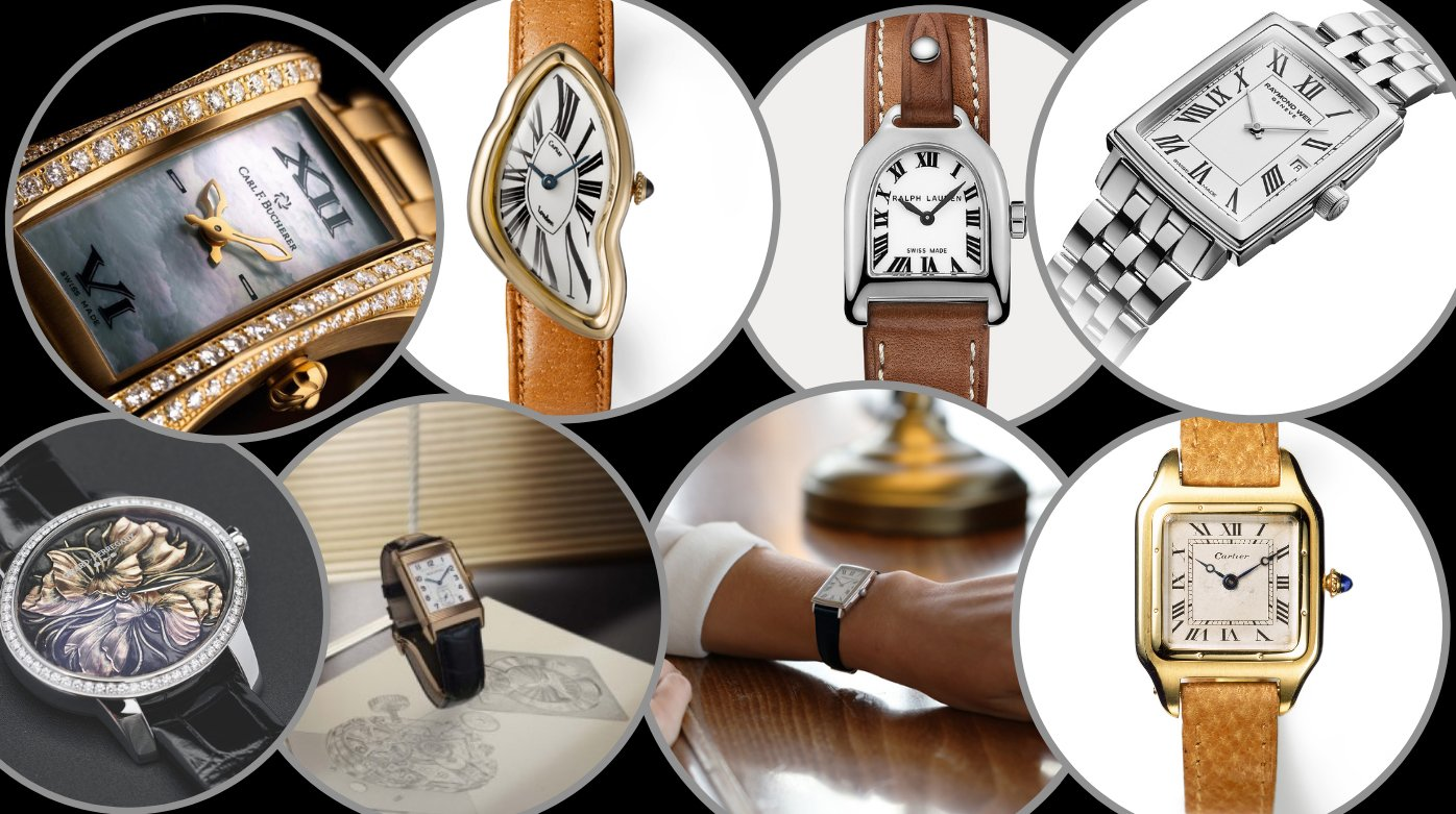 Shaped Watches - Everything but Round – Long Live Shaped Watches