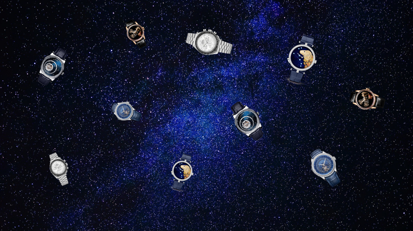 Conquering Space - Stars In Our Eyes… And On Our Wrist