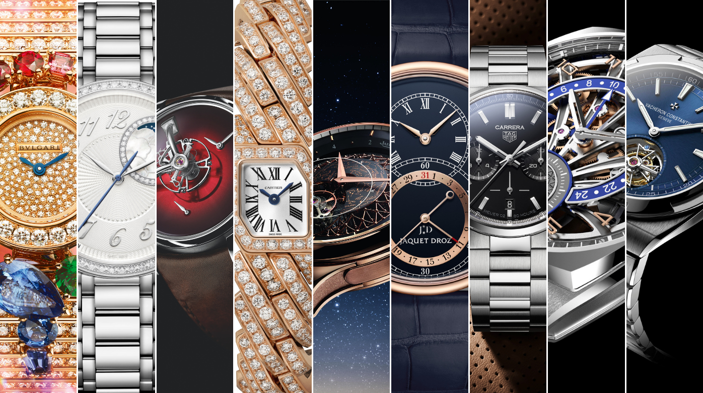 2020 - The watch of 2020 according to WT and GMT Magazine
