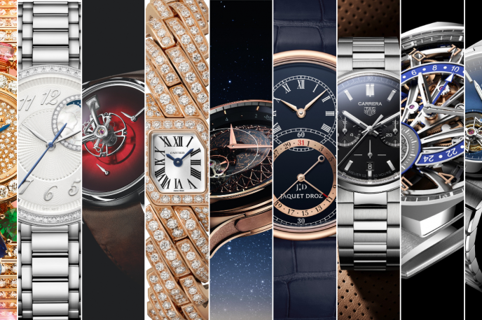 The watch of 2020 according to WT and GMT Magazine