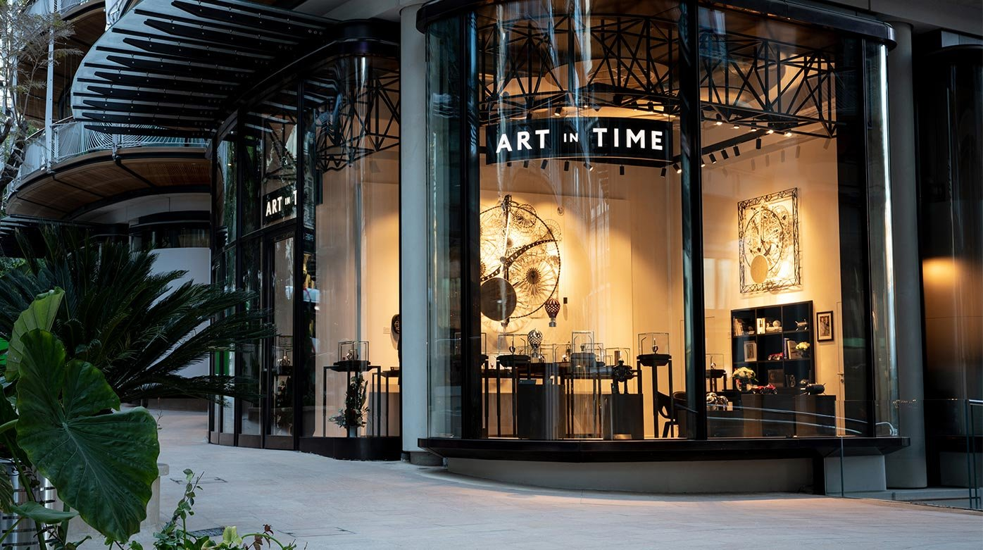 Vente de montres - Art in Time