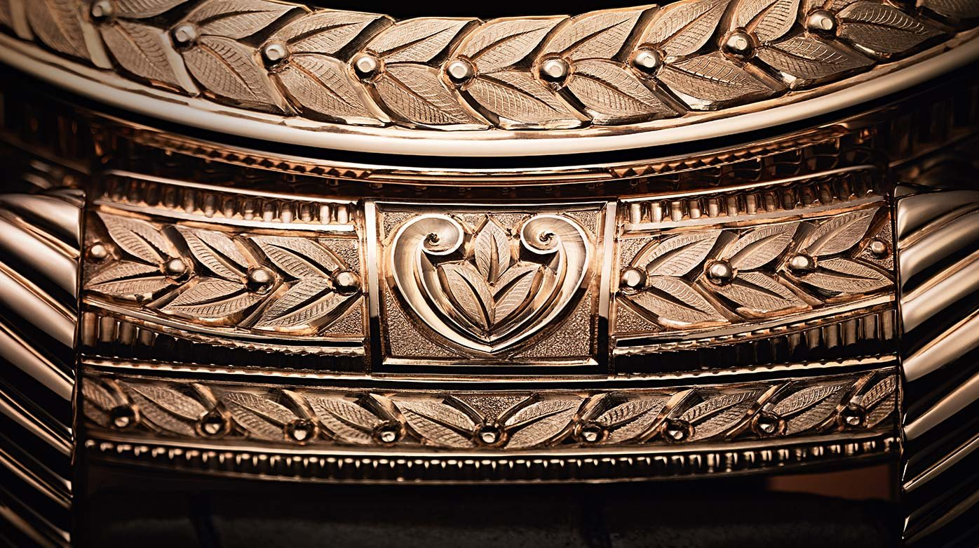 Artistic crafts -  The illustrious history of engraved watches