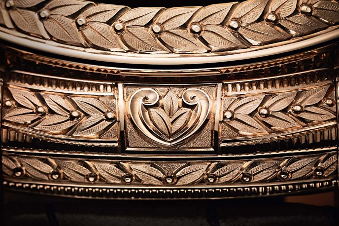 The illustrious history of engraved watches
