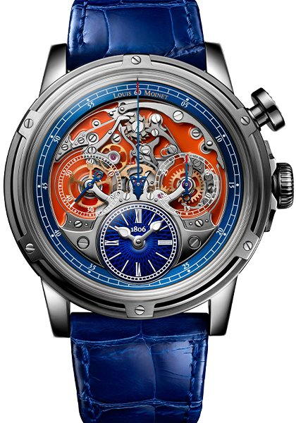 Chronographs with added extra
