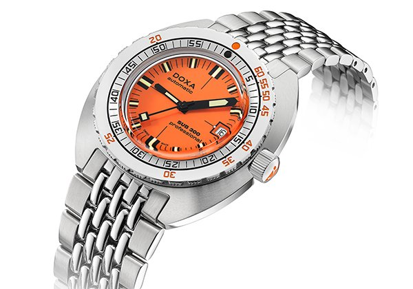 How Watches Conquered The Ocean Depths
