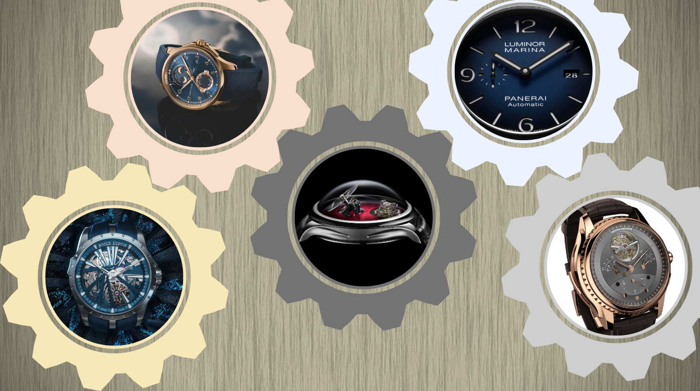 Watches & Wonders Geneva - The Top Five Technical Watches Of Watches & Wonders Geneva