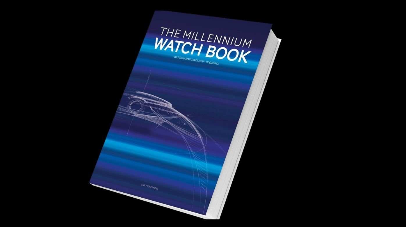 12th Art  -  The Millennium Watch Book becomes a collection