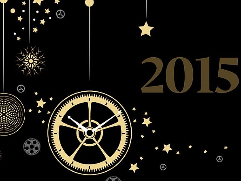 Happy New Year - Welcome to the Year of the Smart Watch! - Arts and culture