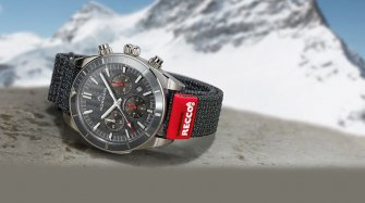 Adventure Sport Chrono AutoO #nosnownoshow with the RECCO® strap Trends and style