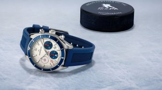 Adventure Sport Chrono NHLPA Limited Edition Trends and style