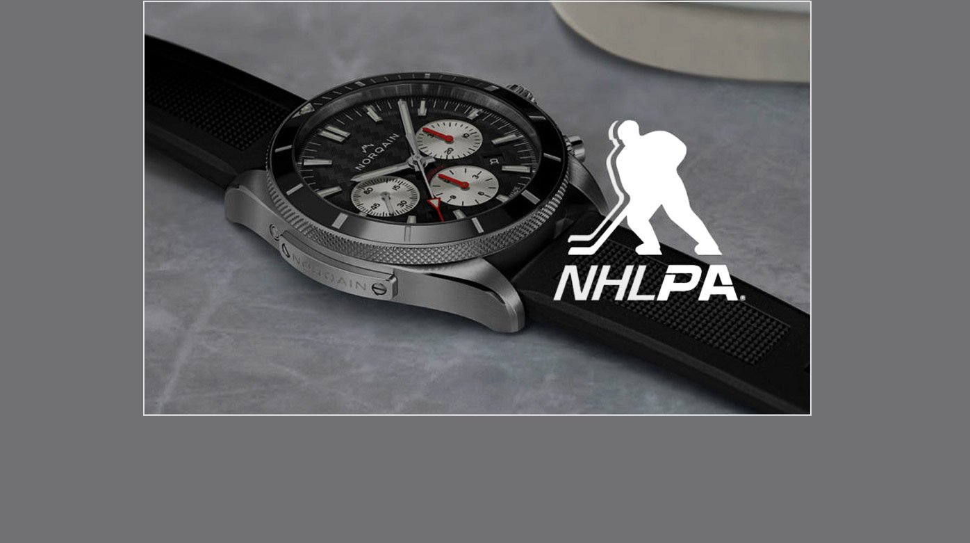 Norqain - Partnership with the NHLPA