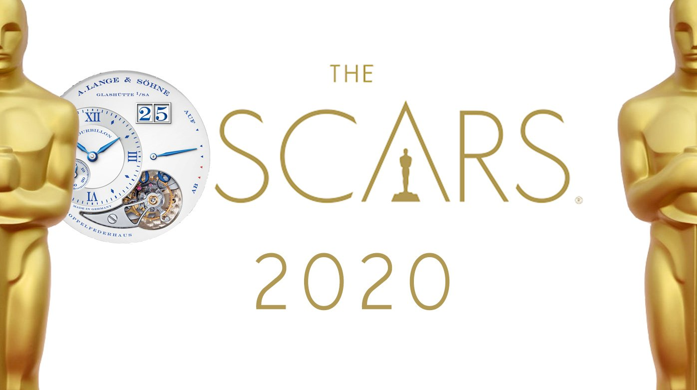 Oscars 2020 - And the Oscar goes to... Watchmaking!