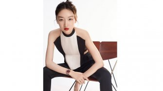 Dongyu Zhou joins the Omega family Trends and style
