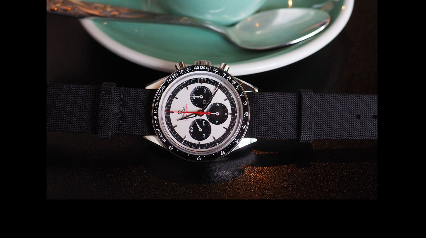 Omega - James Lim and his Omega Speedmasters