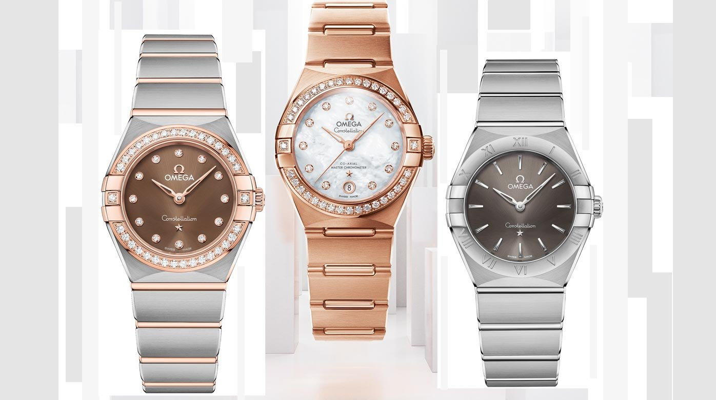 Style Nouvelle Omega Pour Dames Collection Constellation trCshQdx