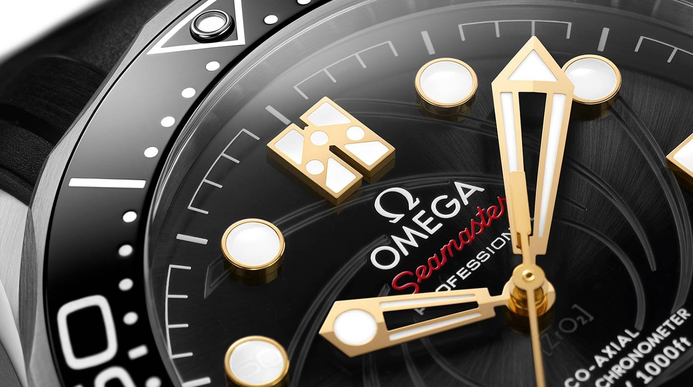 Omega - New Omega celebrates classic Bond film